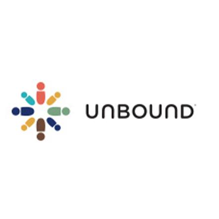 Aerospace Manufacturer Principle Giving Back Unbound Logo