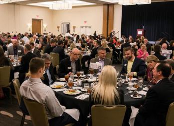 CFO Awards Event Photo 2017