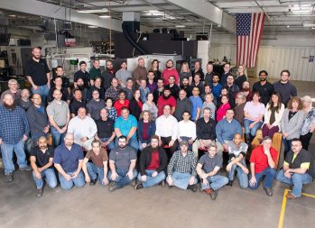 Aerospace Manufacturer People Our Culture Group Shoot 2