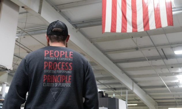 People, Process, Principle