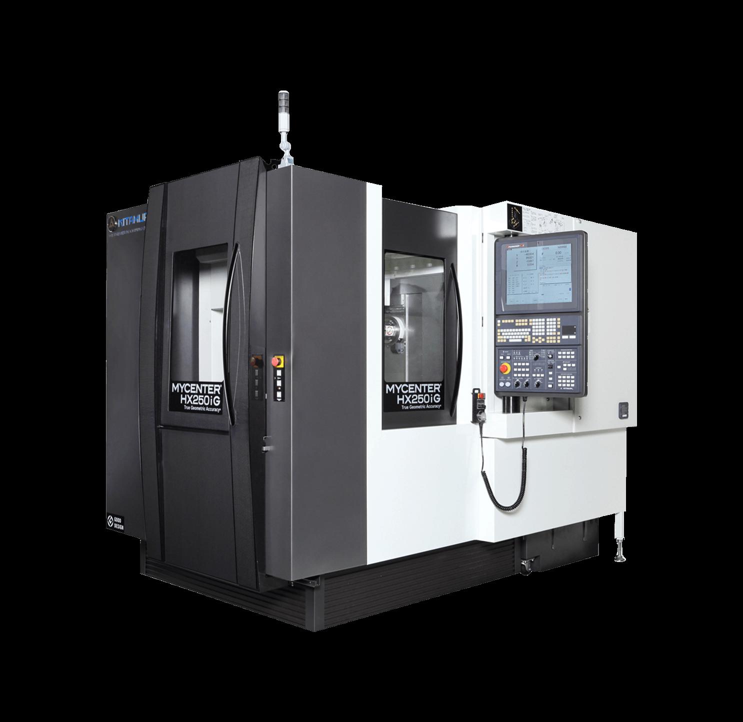 Trinity Precision Parts Machines Kitamura