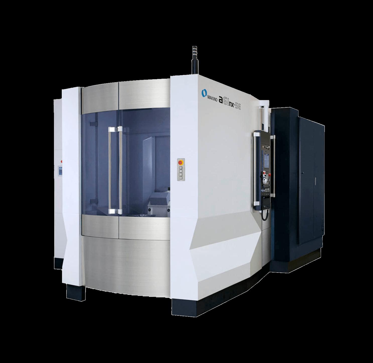 Trinity Precision Parts Machines Makino