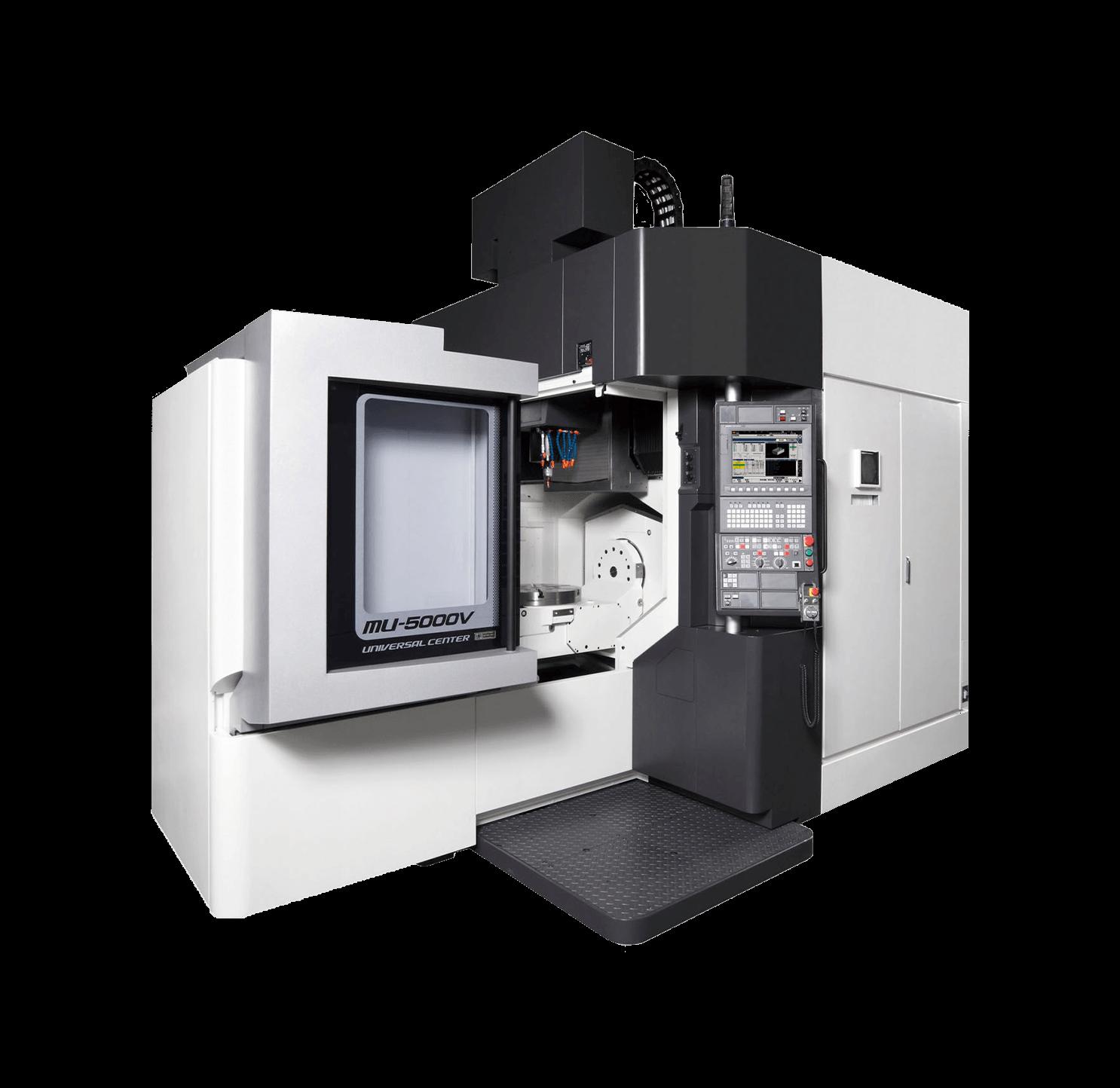Trinity Precision Parts Machines Okuma