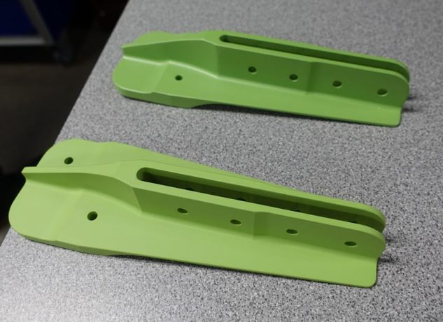 Trinity NewsImage Machined Parts