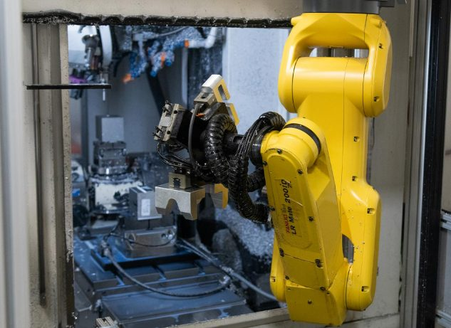Aerospace Engineering The Cost Of A Misidentified Part Robotic Cell